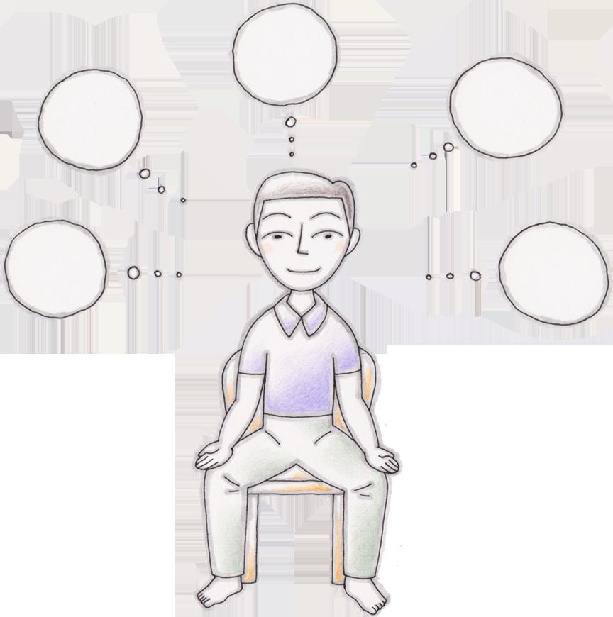 マインドフルネス:気づきの瞑想